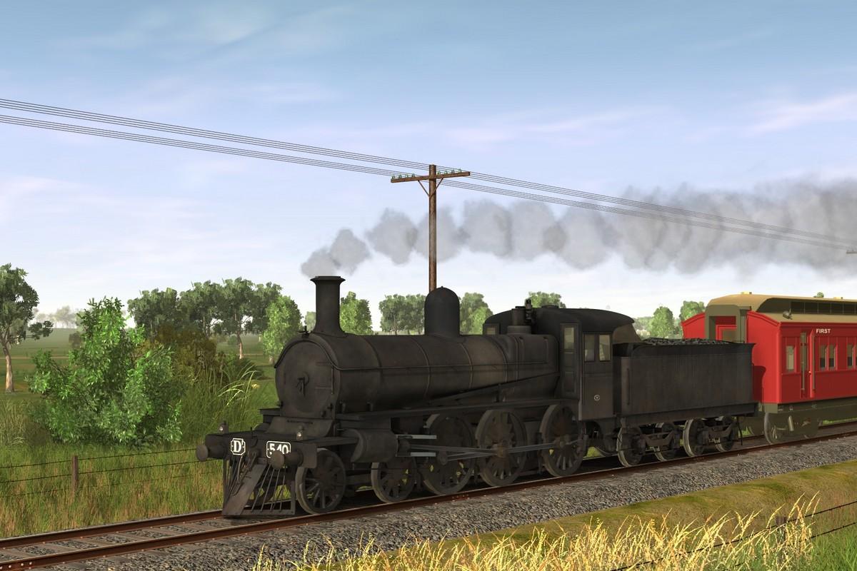 ZecRail - VR D1 T4 - Black - Newport